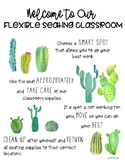 Cactus Flexible Seating Rules