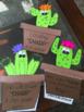 Cactus Friends Writing Craftivities