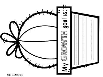 Cactus Growth Mindset Bulletin Board