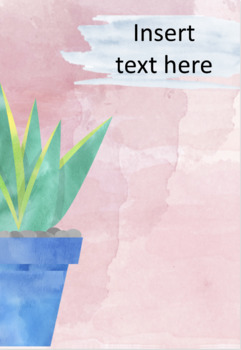 Cactus Guided Reading File
