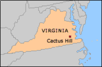 VAAP History Middle School- Cactus Hill Settlement (Matching Activity)