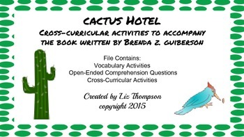 Cactus Hotel Mini Unit