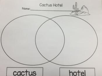 Cactus Hotel Venn Diagram
