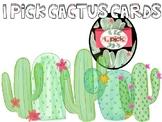 Cactus I Pick Cards