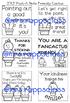 Cactus Kindness Post-It Sticky Notes Teacher/Student Communication