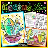 Cactus Love ! Father's Day , Mother's Day, Valentine's Day