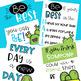 Cactus Classroom Decor l Motivational Posters Set