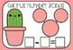 Cactus Number Bonds and Tens Frames