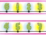 Cactus Number Line