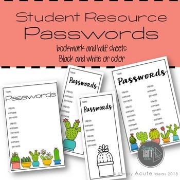 Cactus Password vol. 2