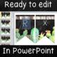 Cactus Classroom Decor Banners Editable