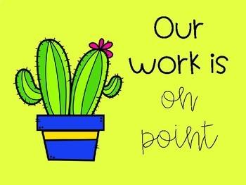 Cactus Posters #DollarDeal