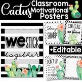 Cactus Posters