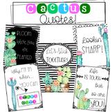 Cactus Quotes