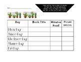 Cactus Reading Log