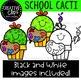 Cactus School Friends {Creative Clips Clipart}