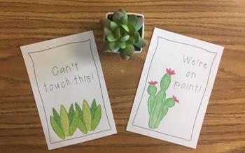 Cactus Signs
