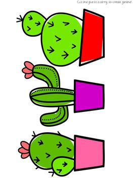 Cactus Student of The Week Display