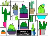 Cactus & Succulent Graphics