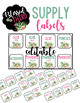 Cactus Supply Labels *editable*
