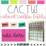 Cactus Teacher Toolbox