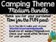 Cactus Theme Classroom Decor: Build Your Own Medium Bundle