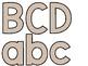 Cactus Theme Classroom Decor: Bulletin Board Block Letters