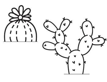 Cactus Theme Decor