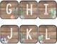 Cactus Theme Letter Labels