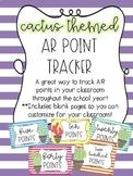 Cactus Themed AR Point Tracker