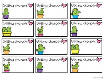 Cactus-Themed Bulletin Board Ideas