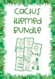 Cactus Themed Bundle