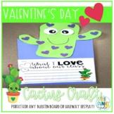 Cactus Valentine Bulletin Board Craft/Hallway Display