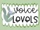 Cactus Water Color Classroom Noise Level Freebie