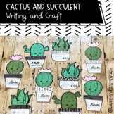 Cactus and Succulent Writing and Craft
