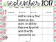 Cactus at a Glance Planner *Editable*