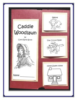 Caddie Woodlawn Lapbook and Book Report