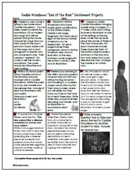 Caddie Woodlawn: Lesson Plans, Teaching Guides, Study ...