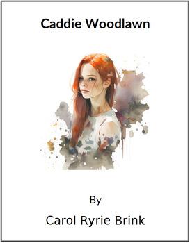 Caddie Woodlawn - (Reed Novel Studies)