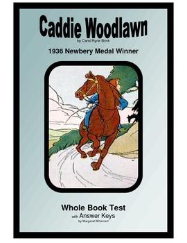 Caddie Woodlawn  Whole Book Test