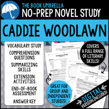 Caddie Woodlawn, Novel Units Teacher's Guide, Grades 5-6 ...