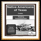 Caddo Indians of Texas Reading Comprehension