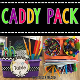 Caddy Pack - Resources at Their Fingertips FREEBIE