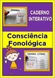 Caderno Interativo - Consciência Fonológica