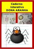 Caderno Interativo DONA ARANHA