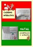 Caderno Interativo NATAL - Alfabetização e Matemática
