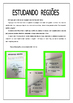 Caderno interativo REGIÕES DO BRASIL