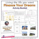 Cadette Girl Scout Finance Your Dreams Activity Booklet