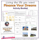 Cadette Girl Scout Finance Your Dreams Activity Booklet