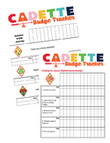 Cadette Girl Scout Troop Badge Requirement Tracker [PDF]